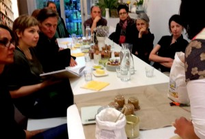 Brotbackvorführung mit Ulrike Schneider