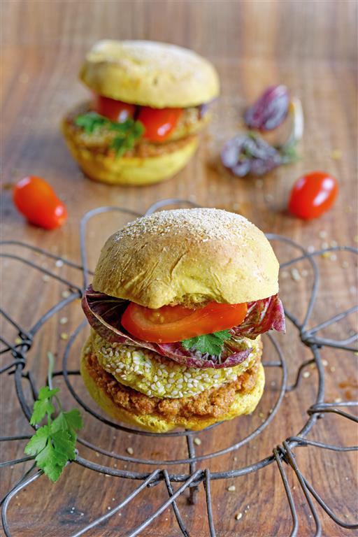 Burger Buns mit Dinkel Hannastoechter.de