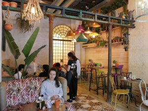 La Baronesa Bar in Sevilla